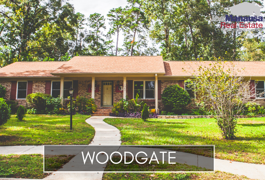 Woodgate is located just north of my midtown office but well below I-10 along the Thomasville Road Corridor.
