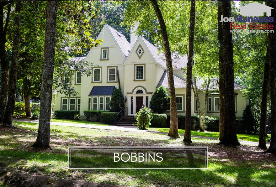 Bobbin Mill Woods, Bobbin Brook, and Bobbin Trace (aka the