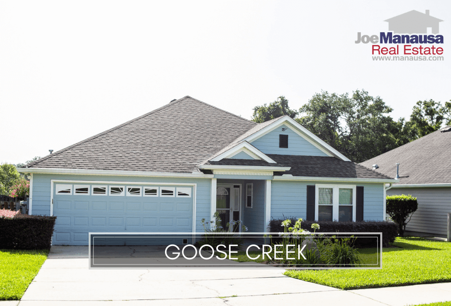 Goose Creek in Northeast Tallahassee is one of the hottest neighborhoods located in the growing 32317 zip code.