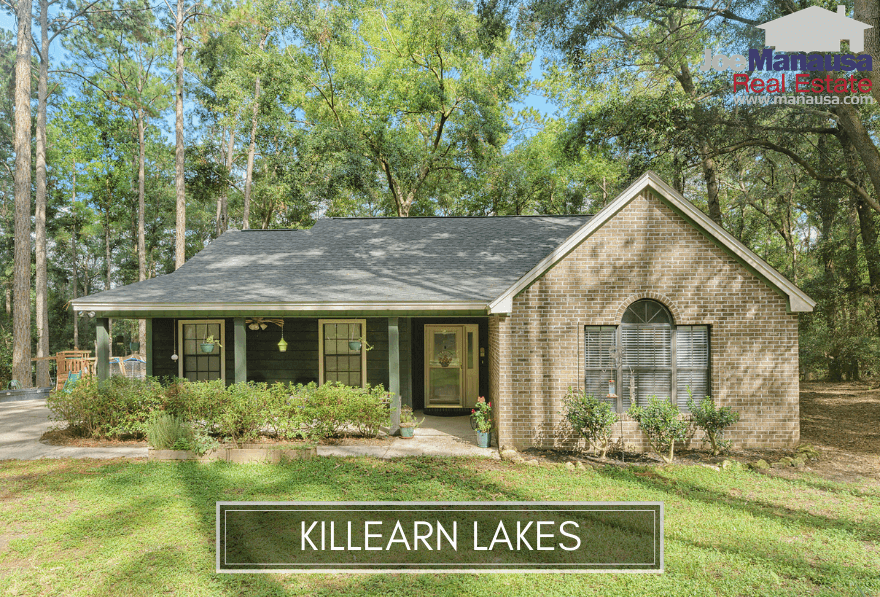 Killearn Lakes Plantation is the top-selling neighborhood in all of Tallahassee, offering homes of many sizes, styles, and spanning across a vast range of prices.