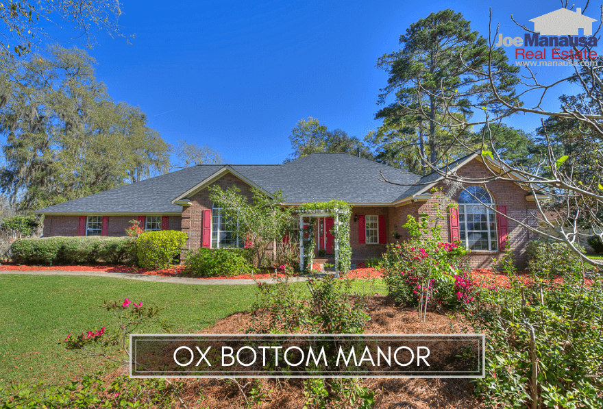 Ox Bottom Manor in NE Tallahassee is located in the high-demand 32312 zip code and its residents enjoy access to A-rated public schools.