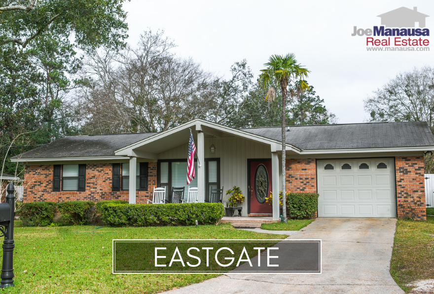 Eastgate is a Northeast Tallahassee neighborhood located close to shopping, dining, entertainment and major traffic routes.