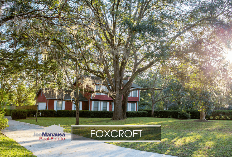 Foxcroft is a popular neighborhood in NE Tallahassee that features 3 and 4 bedroom homes on generously sized, maturely landscaped lots.