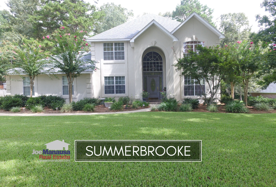 Summerbrooke is a NE Tallahassee neighborhood that has a lot to offer for today's executive level homebuyer.