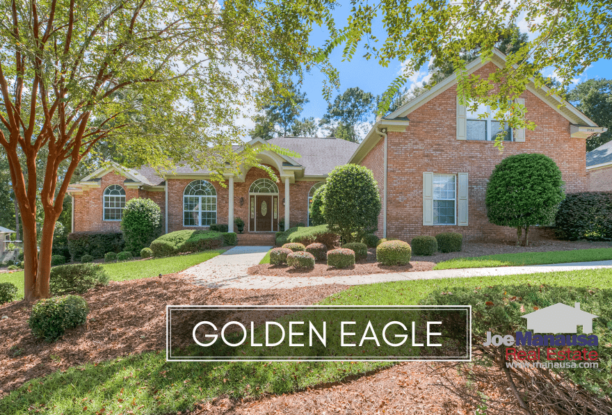 Golden Eagle Plantation is Tallahassee's blue-ribbon golf course community built around the world-class Tom Fazio designed Golden Eagle golf course.