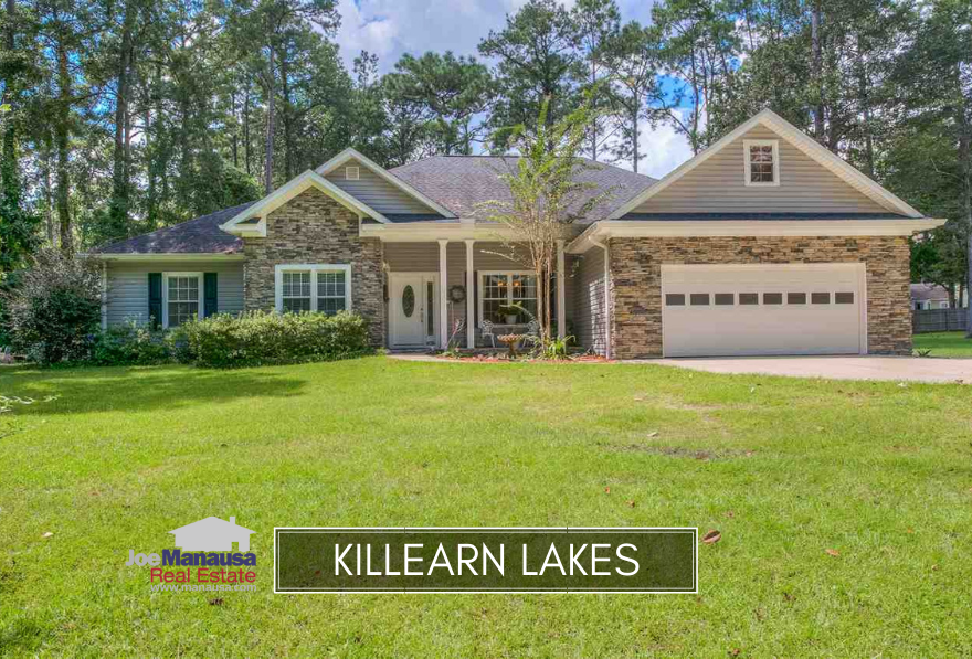 Killearn Lakes Plantation is a highly active, very popular neighborhood in Northeast Tallahassee.