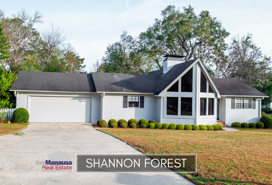 Shannon Forest is a Northeast Tallahassee neighborhood adjoining Killearn Estates to the West on the eastern side of Thomasville Road.