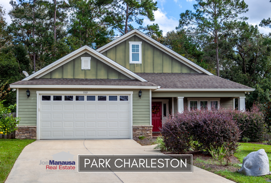 Park Charleston offers both detached and attached single-family homes and when available, lucky buyers can still get in here for under $300K.