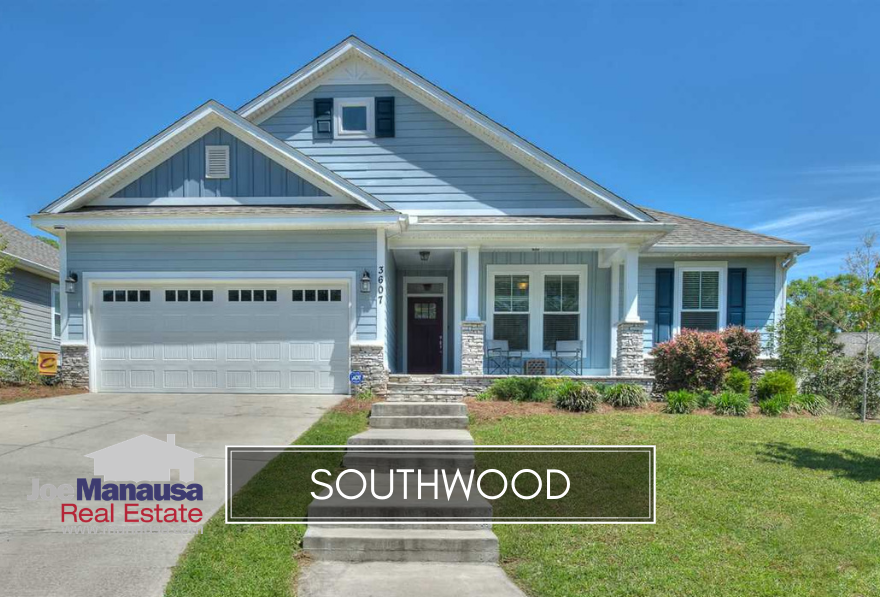 Southwood is a master planned community in SE Tallahassee which features a 123 acre central park and more than 1,000 acres of green space, ponds, lakes and wetlands.