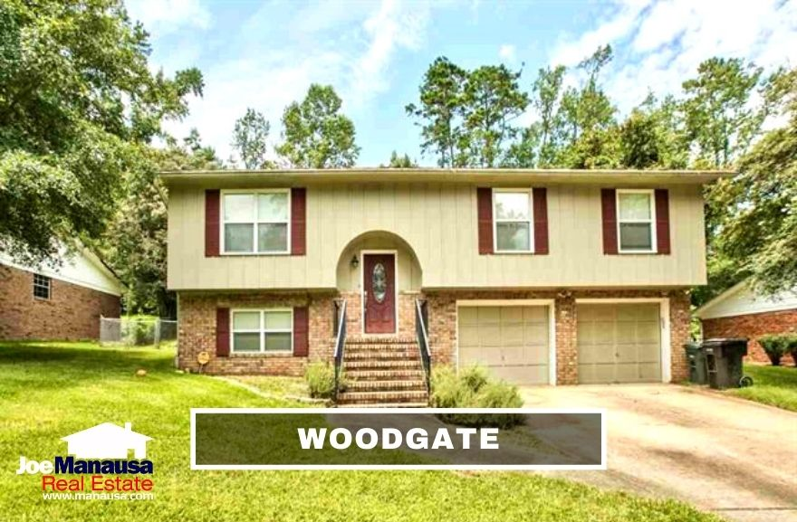 Woodgate in NE Tallahassee is an uber-popular destination for today's homebuyers, located east of Thomasville Road just north of Midtown.