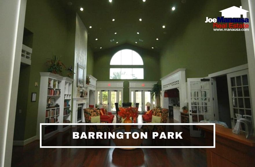 Barrington Park is a popular NE Tallahassee condominium development that is the result of an apartment conversion back in 2004.