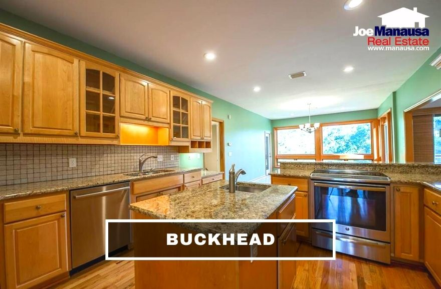 Buckhead is a small but popular neighborhood located in Northeast Tallahassee on the east side of Centerville Road just north of the interstate.