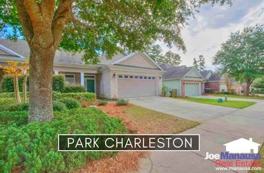 Park Charleston is a popular Northeast Tallahassee neighborhood located just outside of Capital Circle NE on the west side of Miccosukee Road.