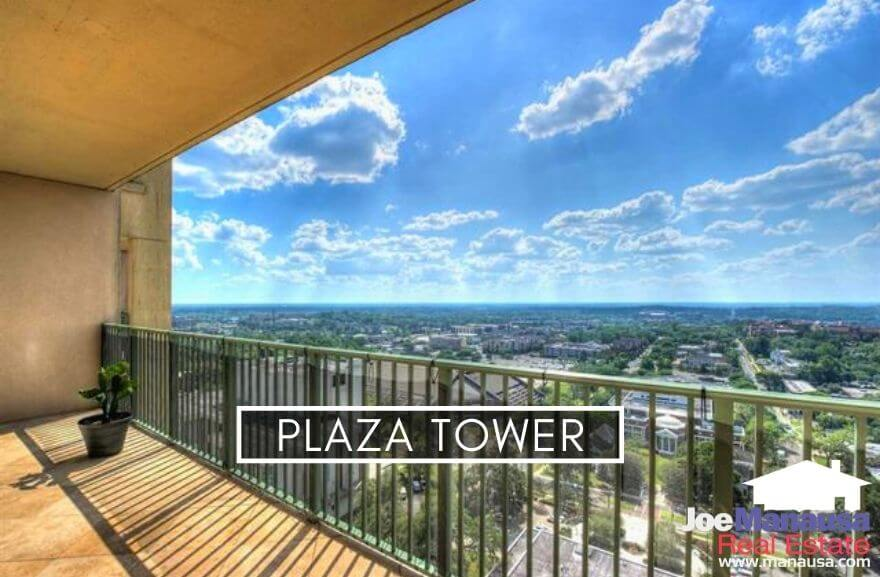 Plaza Tower in downtown Tallahassee is located atop Kleman Plaza and offers panoramic views of Tallahassee's Capitol Complex, historic downtown, and the Leon County Civic Center.