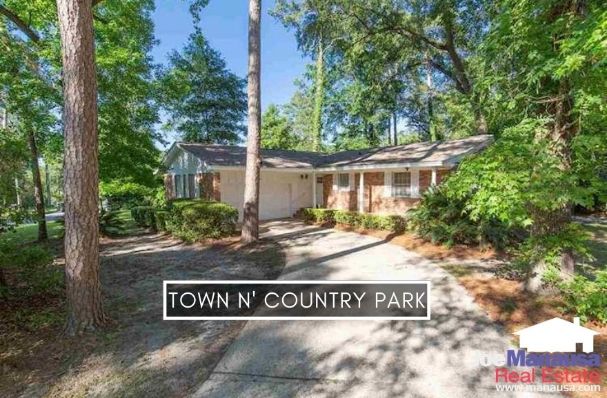 Town N Country Park in Northwest Tallahassee is an underappreciated centrally-located neighborhood that is within walking distance to entertainment, dining, shopping, and the new Centre of Tallahassee.