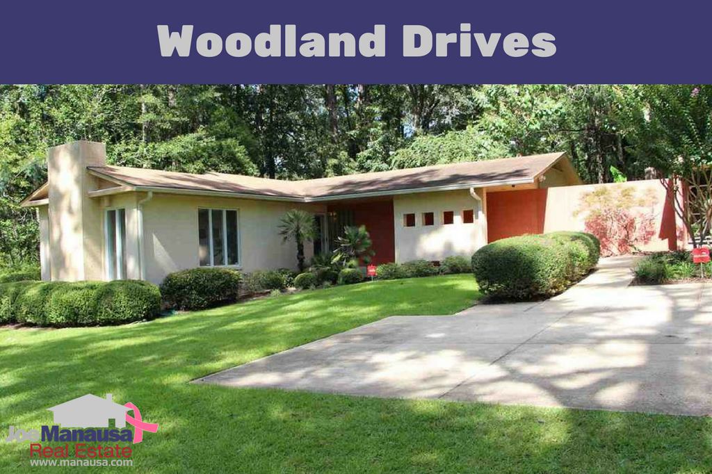 Woodland Drives Tallahassee FL