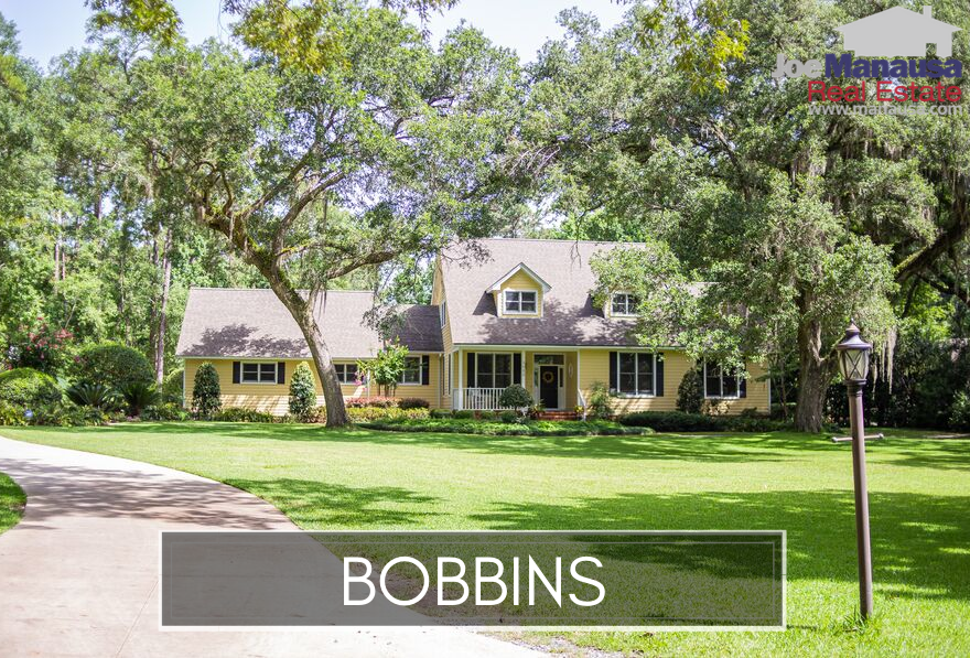 Bobbin Brook, Bobbin Trace, and Bobbin Mill Woods are three adjacent upscale neighborhoods in NE Tallahassee between Thomasville Road and Meridian Road on the southern side of Maclay Road.