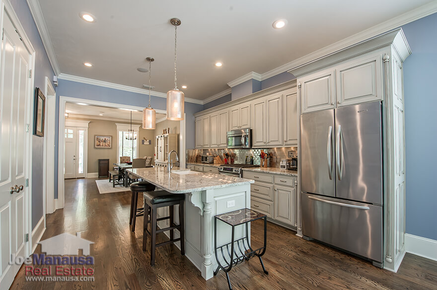 Amazingly Styled Kitchen in Midtown Tallahassee