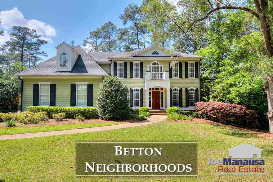 If you are looking to buy a home in a Betton neighborhood in Midtown Tallahassee, it is best that you prepare yourself for a wild ride