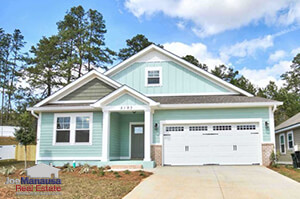 New Construction home in Brookside Village, built by Premier Fine Homes in Tallahassee, FL