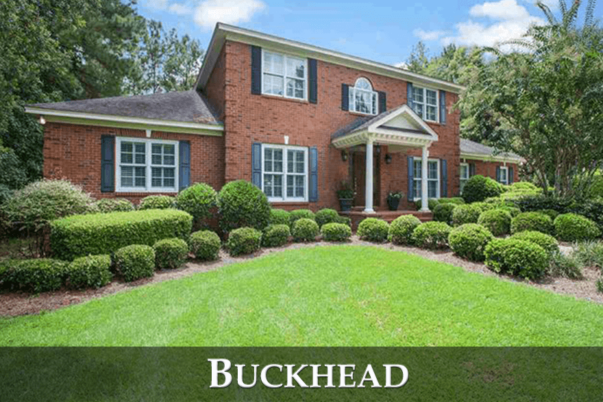 Buckhead is a small but popular NE Tallahassee neighborhood on Centerville Road, located across from Killearn Estates.