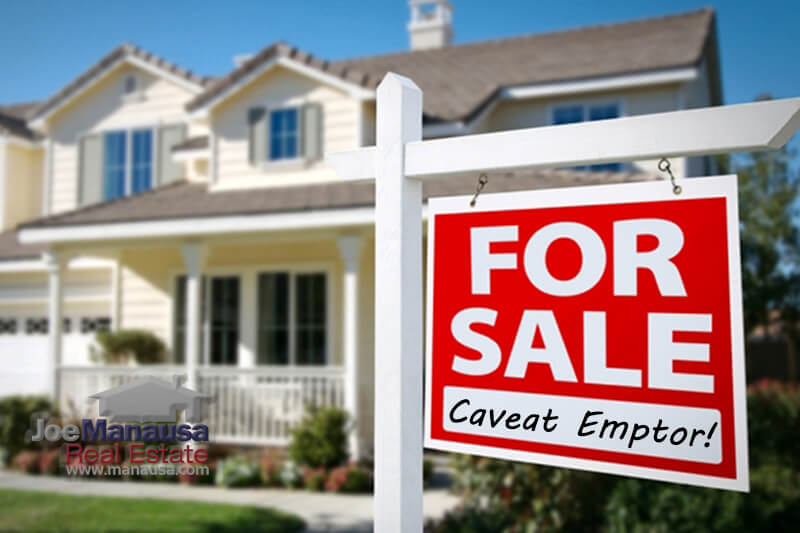 Buying A Home? Replace Caveat Emptor With Emptor Praeparate