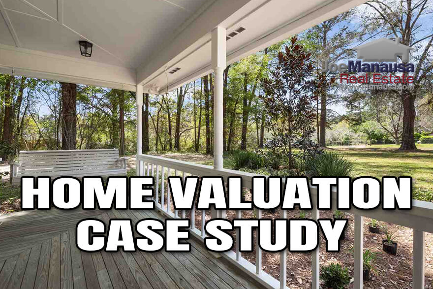 case study looks at a home that has a lot going for it that might not show up on a buyer's radar