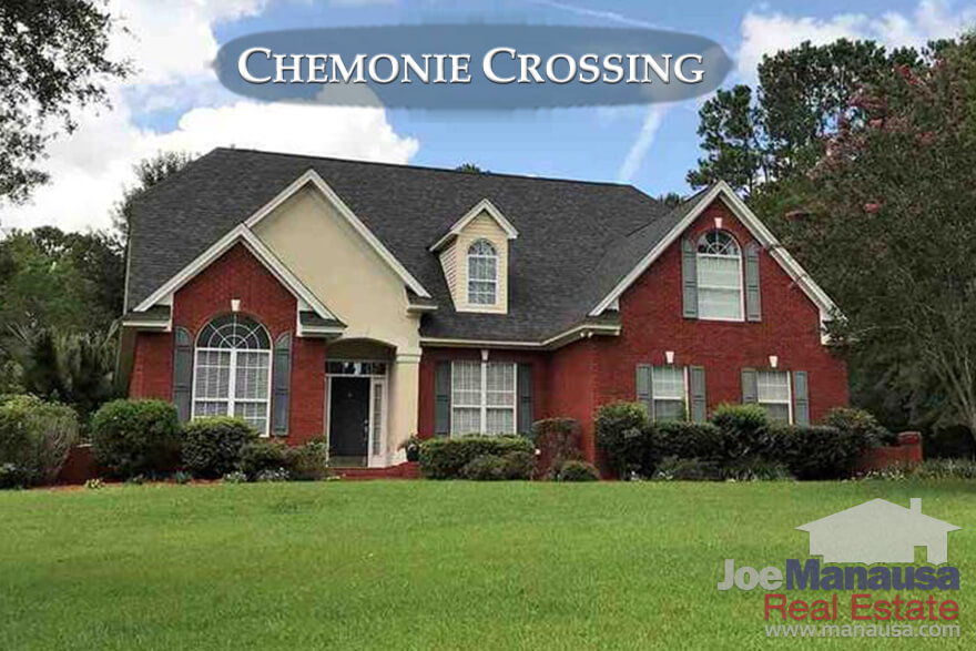 Homes For Sale In Chemonie Crossing in Tallahassee, FL