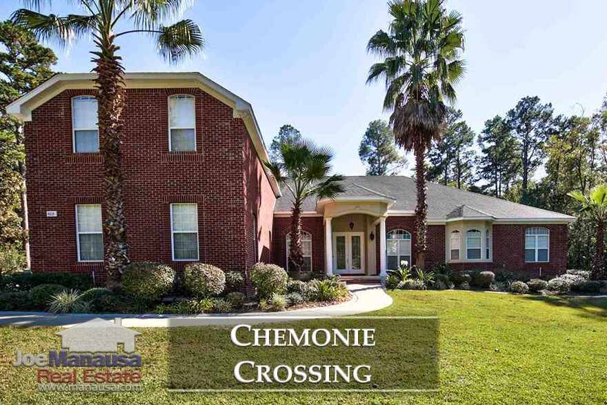 Located out Centerville Road just past Proctor Road, Chemonie Crossing homeowners enjoy quick access to town all-the-while enjoying the privacy that these large land parcels provide