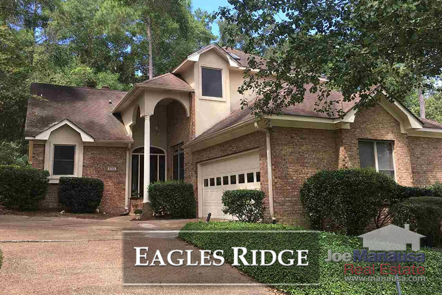 Homes For Sale In Eagles Ridge in NE Tallahassee, FL