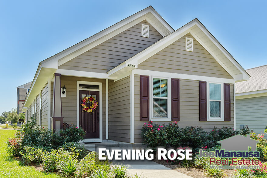 Evening Rose community located in Northeast Tallahassee