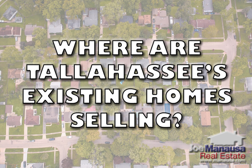 The top resale neighborhoods in the Tallahassee real estate market control a hefty portion of all sales activity right now