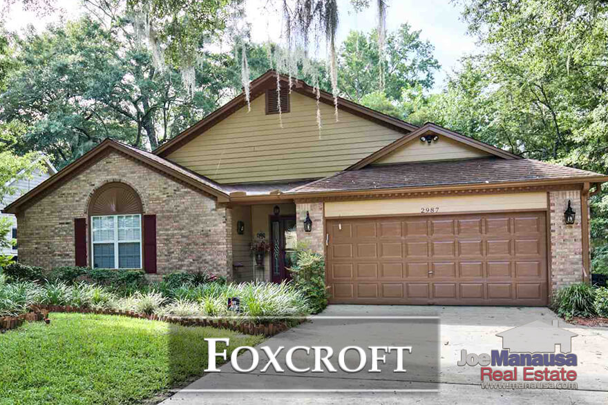 Situated along the high-demand Thomasville Road corridor, Foxcroft is a small but popular neighborhood where good listings disappear fast