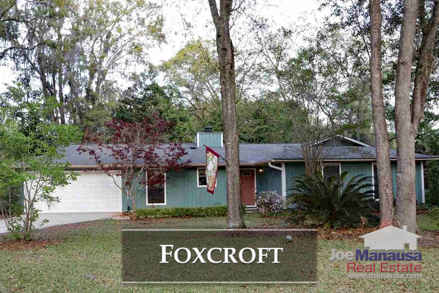 Foxcroft in NE Tallahassee is among the most-desired neighborhoods in town. Featuring three and four bedroom homes with access to A-rated schools, it's no surprise that our limited-inventory market is driving buyers here first.