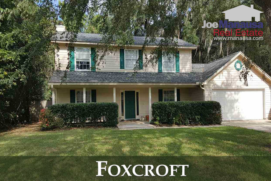 Foxcroft Listings & Housing Report November 2017