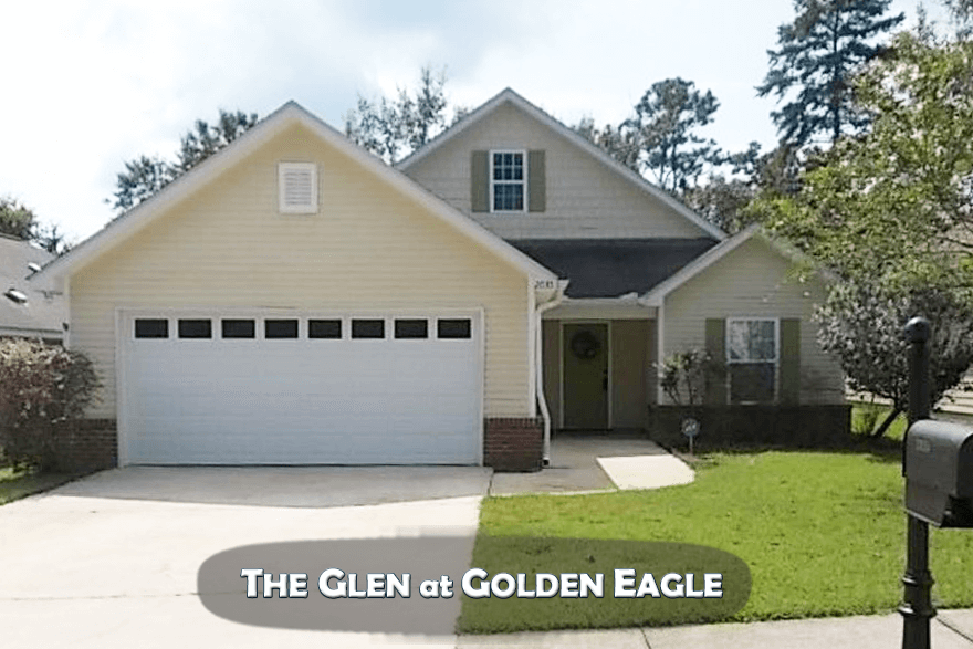 Homes For Sale In The Glen At Golden Eagle In Tallahassee, Florida