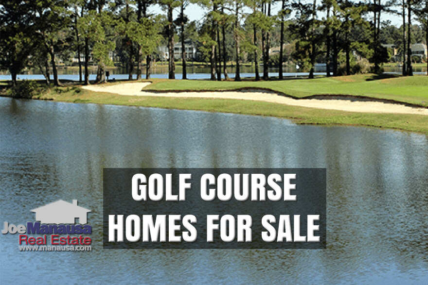 If you have always wanted to live on a golf course in Tallahassee, now is a great time to consider a move. Mortgage interest rates are low and home prices are only going higher from here.
