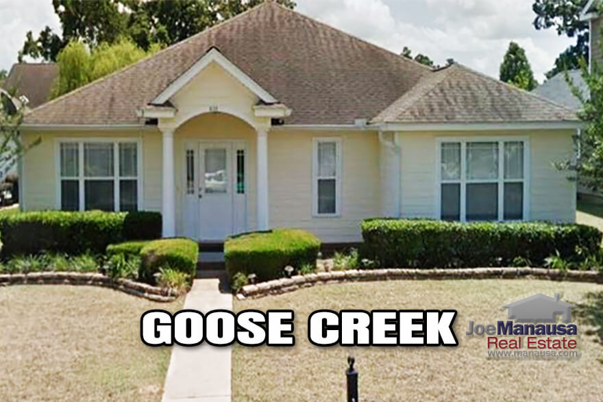 Goose Creek is a popular NE Tallahassee destination offering 170 three and four-bedroom homes that were all built within the past twenty years.