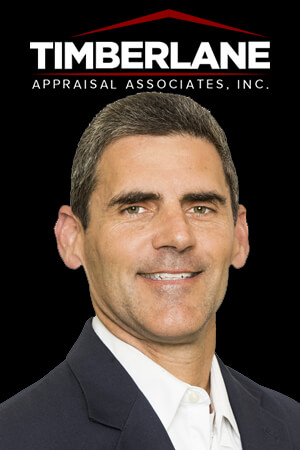 Greg Lane, a Tallahassee appraiser at Timberlane Appraisal Associates, Inc.