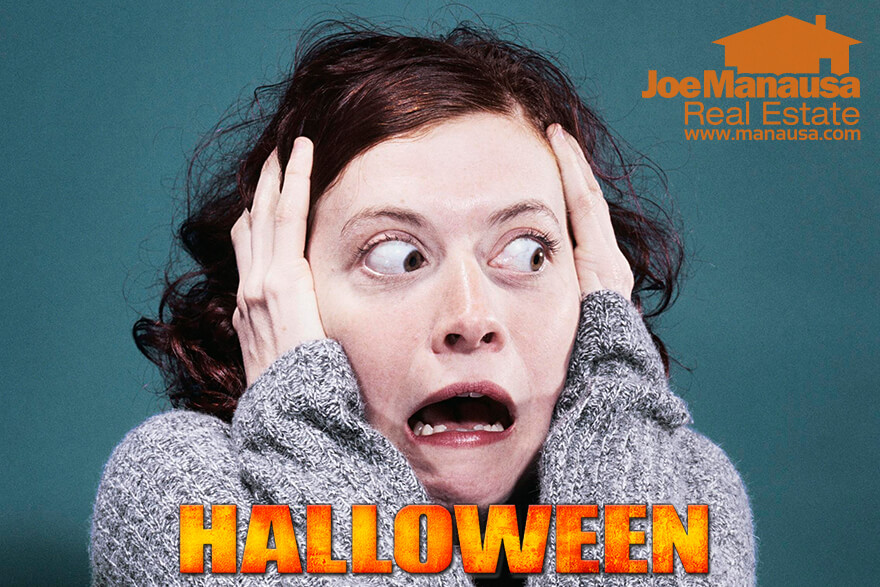 Our Halloween List includes all active listings that have been reduced by more than 20%!