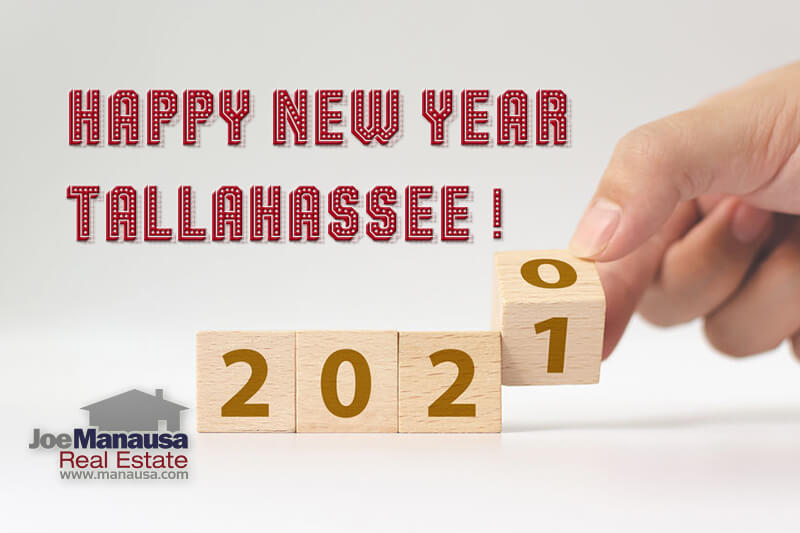 Joe Manausa Real Estate sendd you best wishes for a happy and healthy 2021!