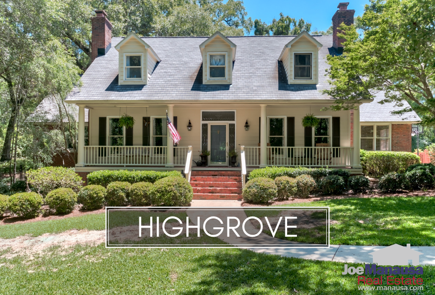 Highgrove is a NE Tallahassee neighborhood located on the west side of Thomasville Road just north of Killearn Estates.