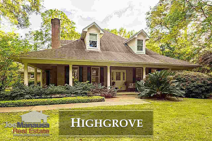 Located on the west side of the Thomasville Road Corridor and providing quick access to town, Highgrove has been a Tallahassee favorite for more than thirty years