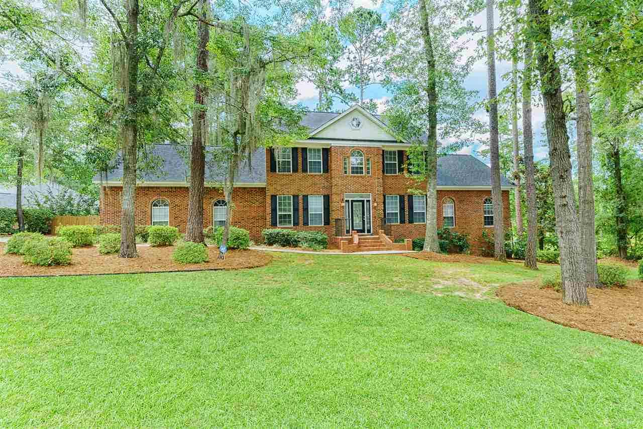 Home for sale in the Golden Eagle Plantation neighborhood in NE Tallahassee