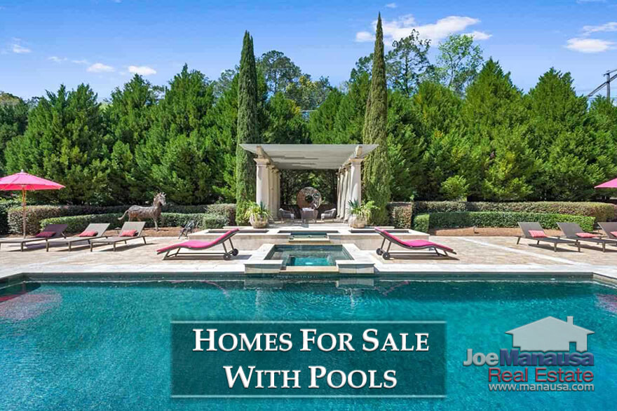 Search Homes For Sale With Swimming Pools Near Me In