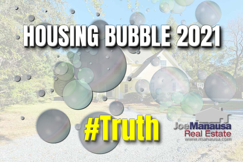 everything you need to know about a housing bubble in 2021