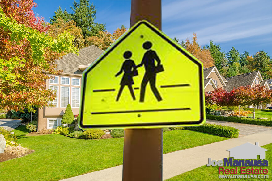 If you are buying a home and want to beat the market when you sell it, use these counterintuitive tips about using school zones during your search