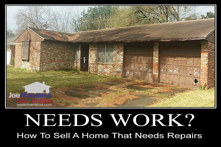 If you want to know how to sell a house that needs repairs, then there are some fundamentals of selling a home that you should understand