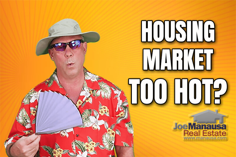 How hot is the housing market? Find out if it's reached its limit
