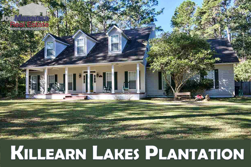 Homes For Sale In Killearn Lakes Plantation in Tallahassee, FL